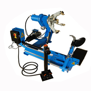 2017 China hot-sale S-T-698 truck tyre changer/tire removal machine
