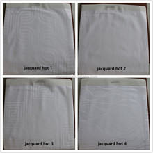 100% cotton softtextile woven fabric jacquard design fabric jaquard style 400t