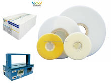 Factory hot sales banding material printed tape for banding machine