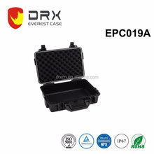 DRX hard equipment plastic waterproof portable tool transport cases with handle