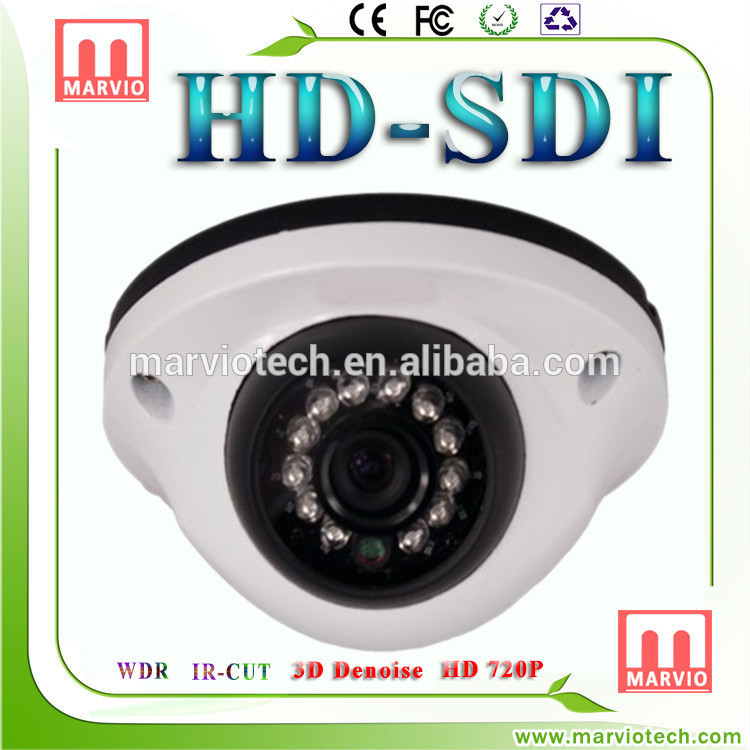 [marvio SDI 1MP]security camera electronic security equipment with high quality