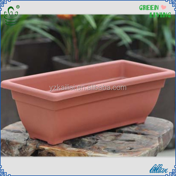 Decorative house plant pots