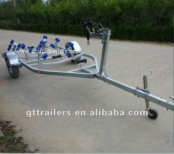 Boat Trailers and inflatable boat trailers