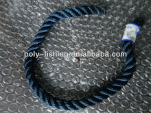 12mm Twisted Polyester Marine rope