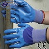 NMSAFETY en388 nitrile industry gloves oil gas resistant glove