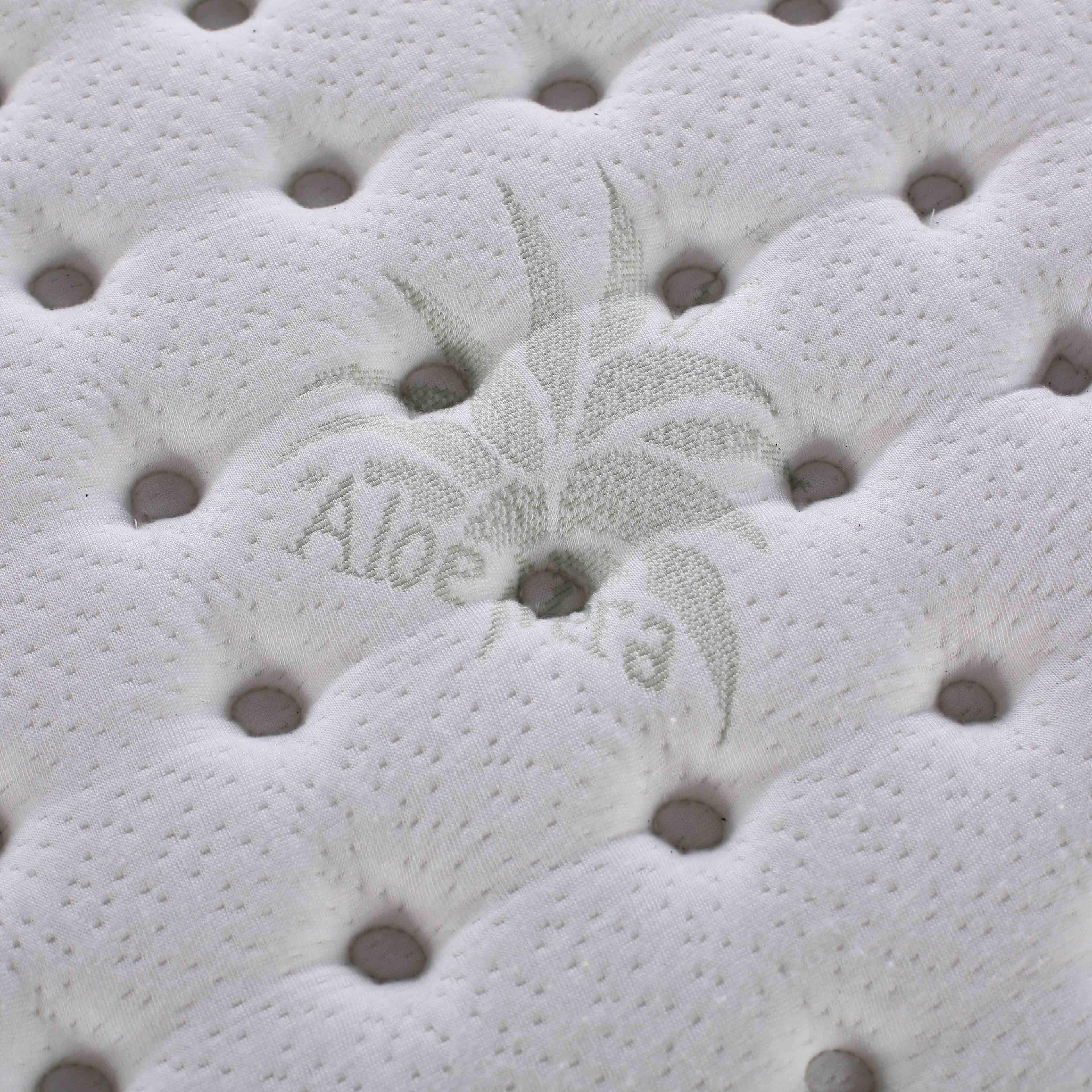 Custom Factory Supply King Queen Full Size Memory Foam Pocket Spring Hotel Bed Mattress in a Box - Jozy Mattress   Jozy.net