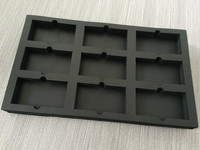 The basic polyethylene foam material for the anti-static blister trays