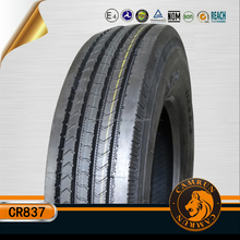 CAMRUN Brand 315/80R22.5 semi tubeless truck tire from China radial tyre factory