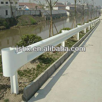 Road Safety Barrier For Highway