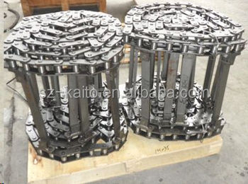 High quality steel track conveyor chain for paver