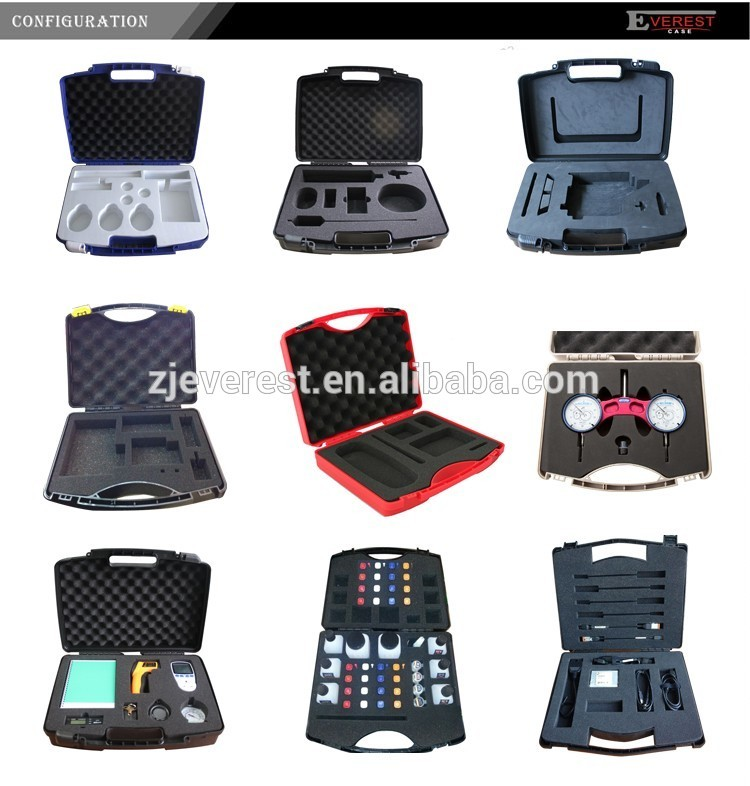 Black Craftsman Hard Simple Plastic Tool Case