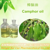 100% pure camphor oil extract from Cinnamomum camphora