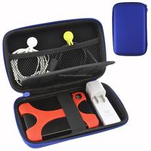 Portable External Hard Drive, GPS Camera and External Battery Pack, Portable Charger Carrying Case Pouch Bag