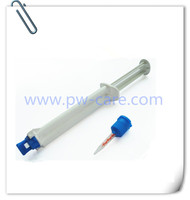 flash teeth whitening double barrel syringe