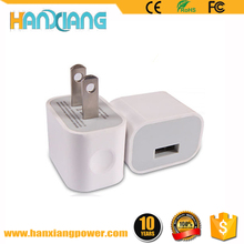 Super Fast Mobile Phone Charger AZ EU US Plug Single 1A USB Travel Wall Charger Adapter For Samsung Wireless Charger