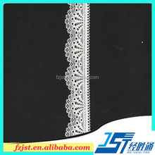 3.1cm neck design of salwar suits elastic lace trim