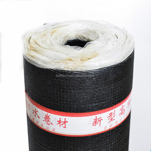 bitumen waterproof membrane / roofing material / building waterproofing