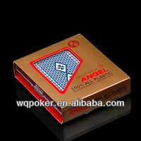 ANGEL ORIGINAL poker and business card gold poker