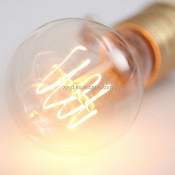A21 New Incandescent Bulb Retro Edison Light Bulb