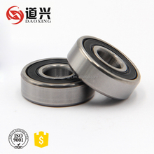 Low noise deep groove ball bearing for ceiling fan