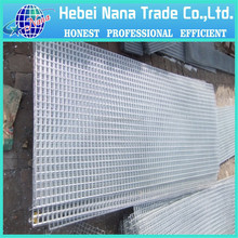 Multifunctional cheap solid steel non-galvanized welded wire mesh