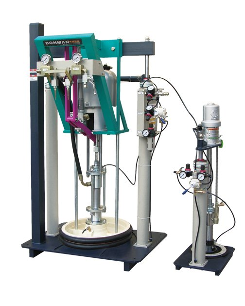 Double Glazing Glass Silicone Coating Machine