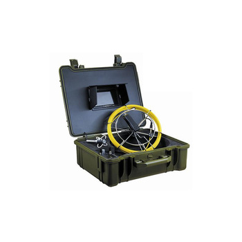 Video Pipe Inspection Camera With DVR and Keyboard Z710DK