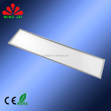 high lumens 2835smd surface /recess/suspended mounted square flat 120x30 led panel fixtures for sale