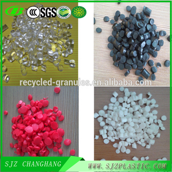 China Cheap Recycled pvc Granules different colors for pvc hose