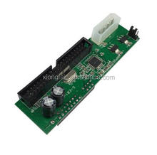 PATA IDE to SATA Adapter Converter Plug Module for ATA 100/133 for 3.5/2.5 SATA HDD DVD