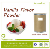 food grade vanilla flavor powder for shakes