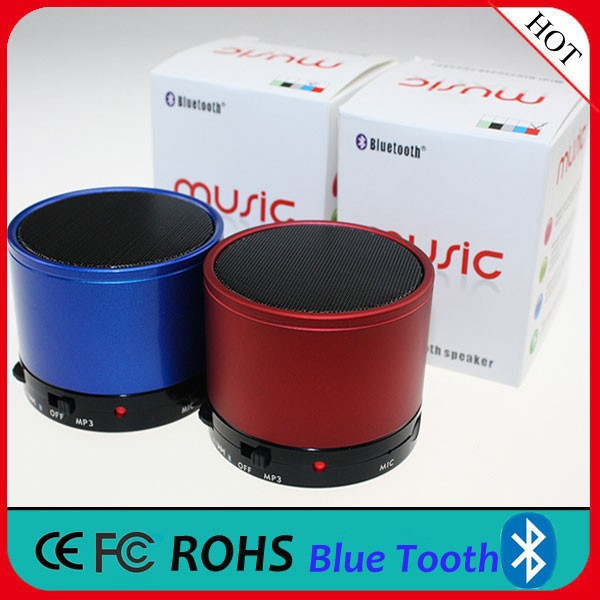 (Hot) 2017 Best Design Rechargeable TF Card USB FM Bluetooth Mini Speaker, Portable Mini Speaker, Mini Speaker