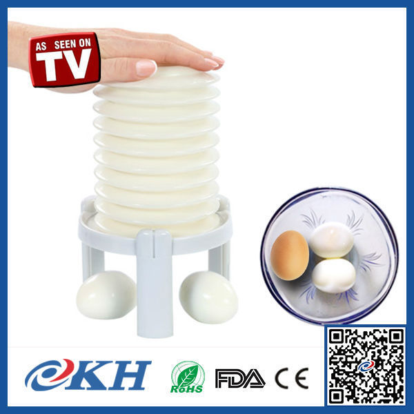 KH Amazon Hot Seller Easy Use Quail Egg Peeler