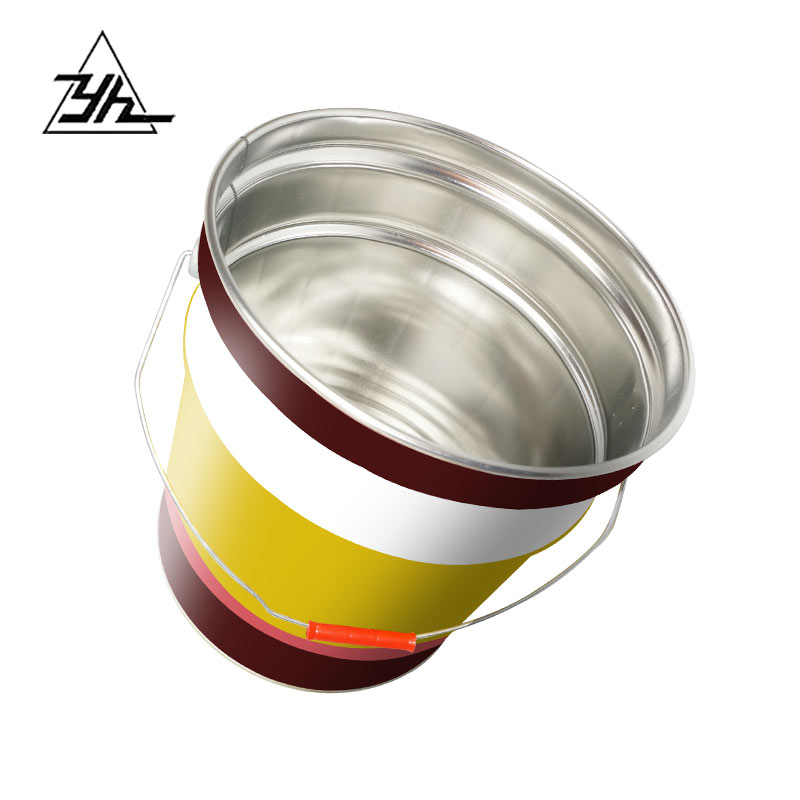 factory price large round metal can 17 liter tin can for sale