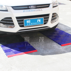 outdoor pp interlocking High Quality car Garage PP Floor
