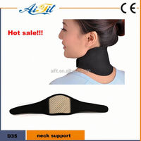 Alibaba china Popular adjustable cervical collar neck support