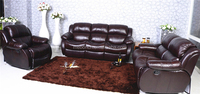 China High Class Multifunctional Electric Leather Sofa Recliner