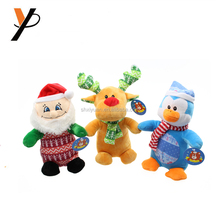 New products funny promotion gift christmas plush toys