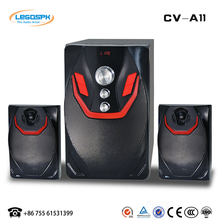 2018 China shenzhen 2.1 multimedia bt speaker with USB SD FM REMOTE