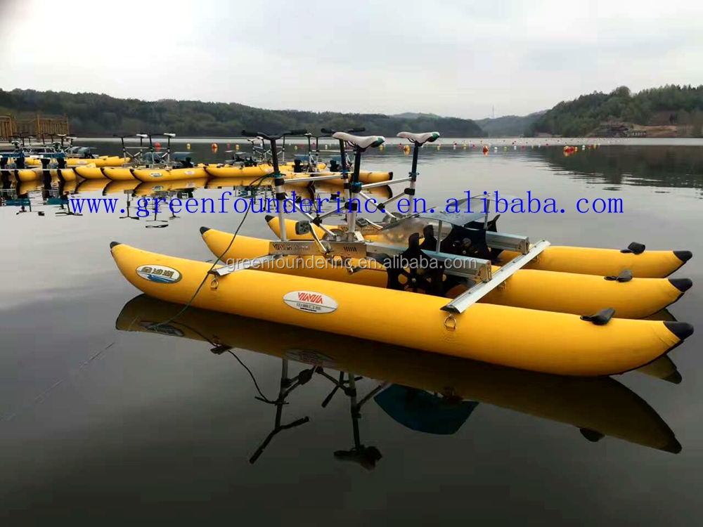 inflatable PVC pontoons PVC float Tubes for fishing boats Kayaks