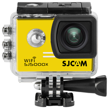 "Original SJCAM SJ5000X WIFI Version Full HD 1080P 12MP Camera 170 Degree 2"" LCD Mini Sport DV Action cam"