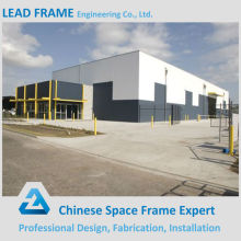 Long Span Steel Structure Prefabricated Warehouse Building