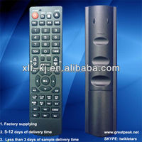 Top quality stb remote control for openbox with 50 keys