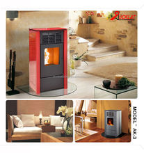 Hot Selling! New Design High Efficiency Wood Pellet Stove Boiler