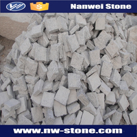 cheap chinese stone paving,man made granite stone pavers