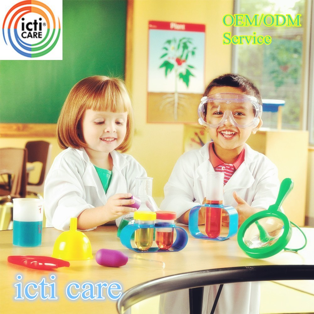hot new primary science lab set toy for kids buy cheap educational investigation toy set from dongguan ICTI manufacturer