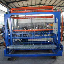 New Design high tensile sheep wire mesh cattle fence machine