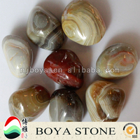 Wholesale Natural Semi-precious Stone Mixed Natural Fancy Agate Drop Finely Polished
