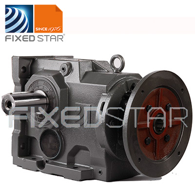 FIXEDSTAR FR Helical Gearing Speed Gearbox with Motor