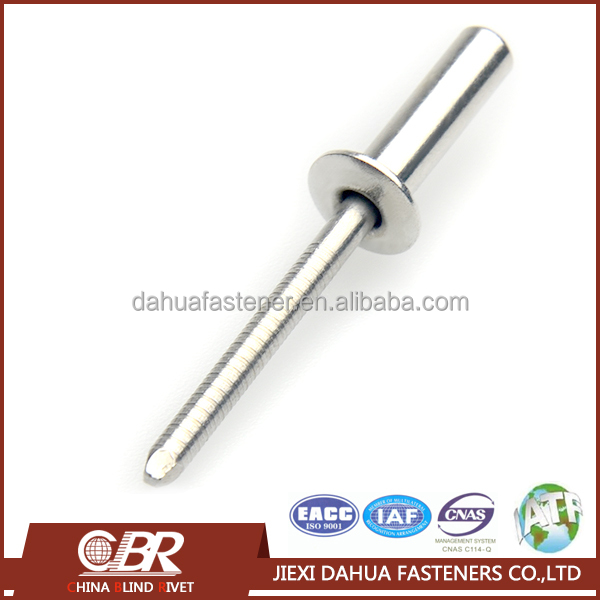 Metal Rivet for Leather Bag Craft Rivets Studs Stainless Steel Blind Rivet